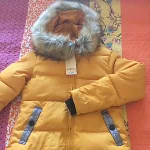 Winter coat- Jingmerzi